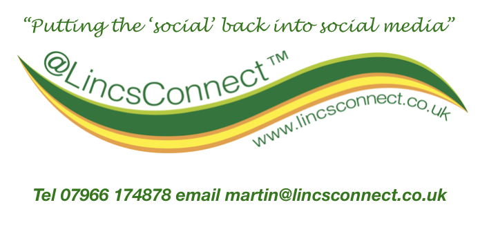 LincsConnect Lincolnshire Art Craft Hour logo