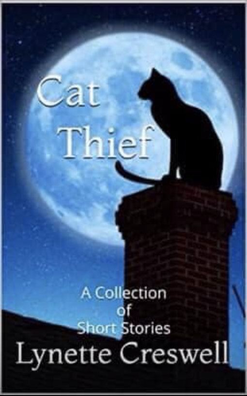 Lynette Creswell Cat Thief e book saving the planet online in Lincolnshire