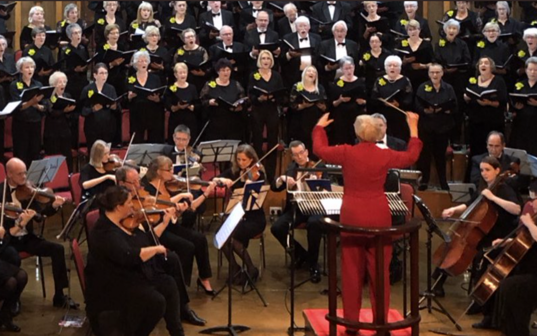 The Grimsby Philharmonic On Zoom