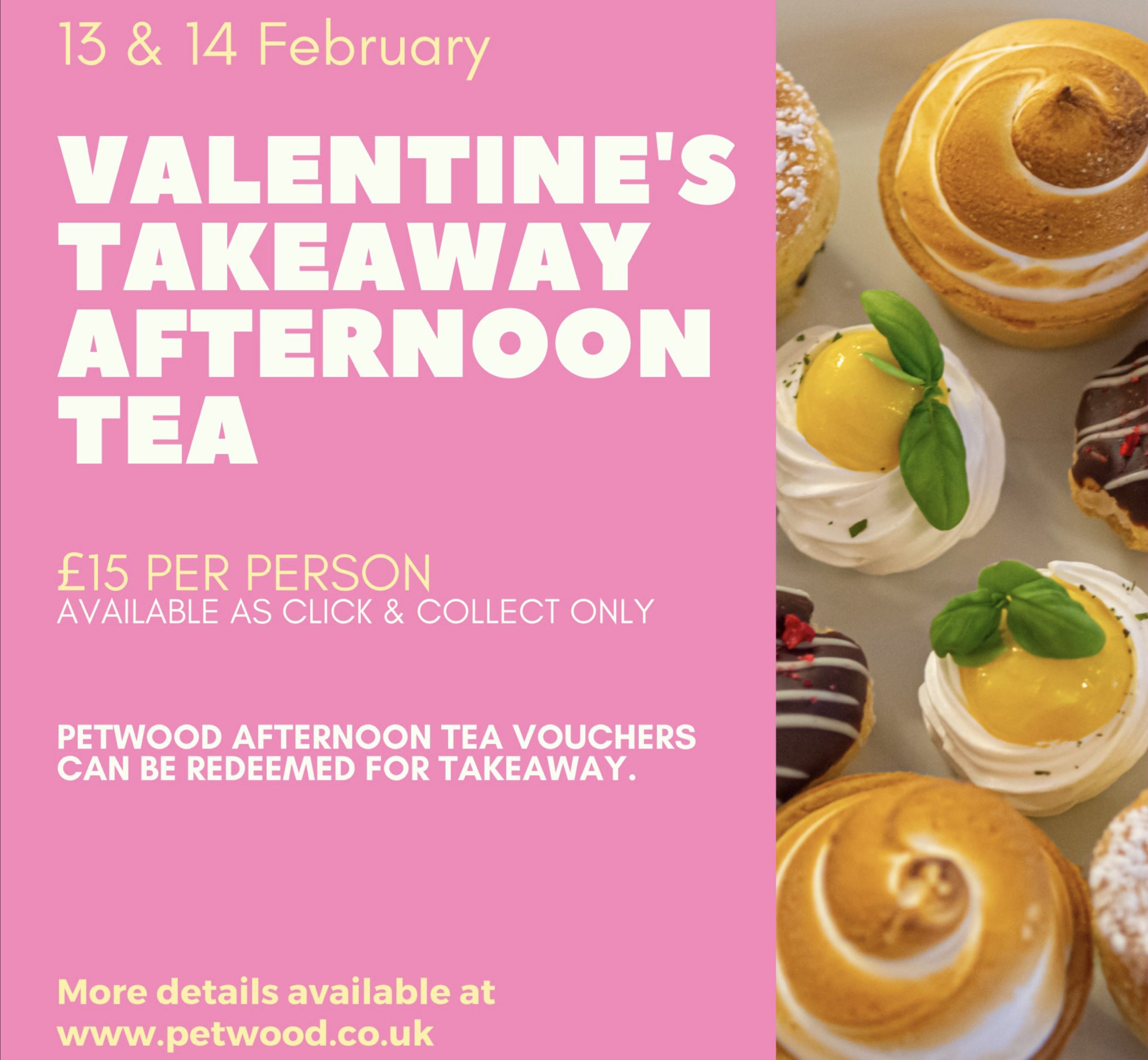 Petwood Hotel Afternoon Tea. Valentines In Lincolnshire for Him And For Her