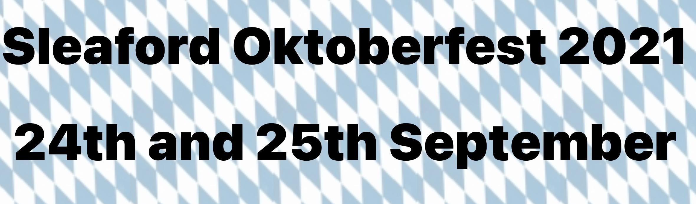 Sleaford oktoberfest