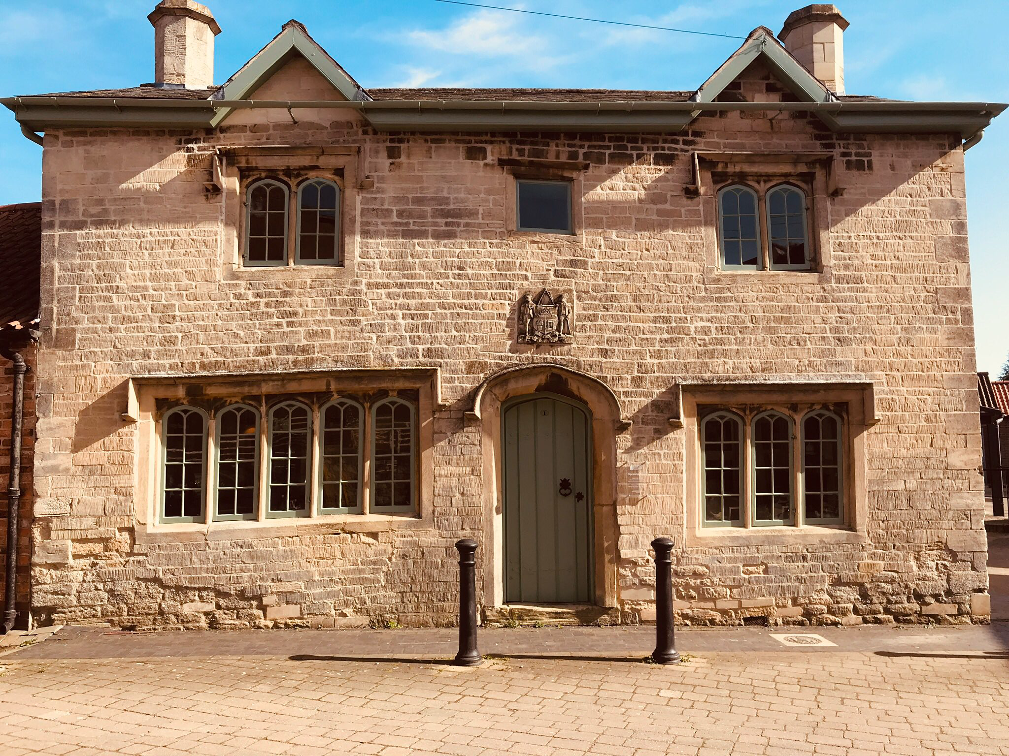Around Me In Lincolnshire - Sleaford Navigation House LincsConnect