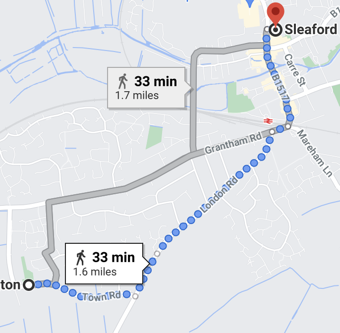 Around Me In Lincolnshire, Sleaford LincsConnect